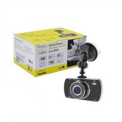 SilverCloud FullHD menetrögzítő kamera, fém ház, 170 Fokos látószög +8Gb microSD (PNI-SCS1200)