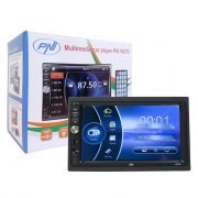 PNI 2 dines, érintő kijelzős Mp5 Bluetooth lejátszó, Android tükrözéssel (PNI-V6270)