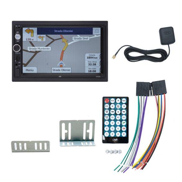 PNI 2 dines, GPS modulos, érintő kijelzős Mp5 Bluetooth lejátszó (PNI-V7270)