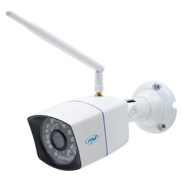 PNI 8 kamerás vezeték nélküli, WiFi-s, Hd IP kamerarendszer (PNI-WF550-8)