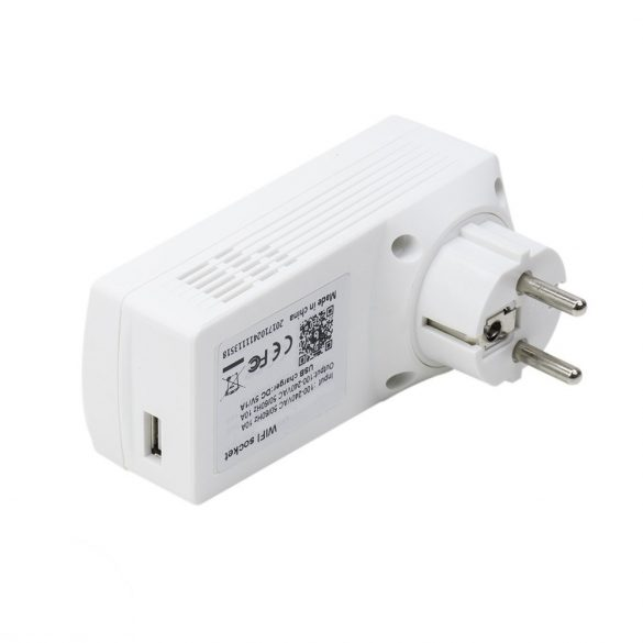 PNI WiFi-s okos konnektor USB-vel (PNI-WP1500)