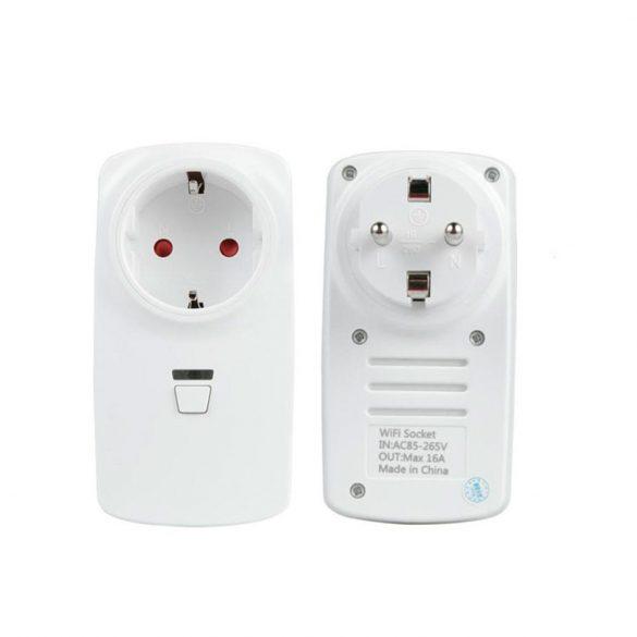 PNI Kapcsolható konnektor, vezeték nélküli jelátvitellel PNI-SHS550 riasztóhoz (PNI-WP701)