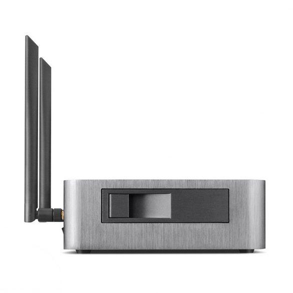Zidoo X10 mini PC/multimédia lejátszó, 4K/3D (PNI-ZidooX10)