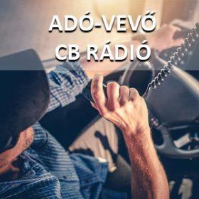 Adó-vevő, CB rádió