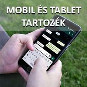 Mobiltelefon és tablet tartozék
